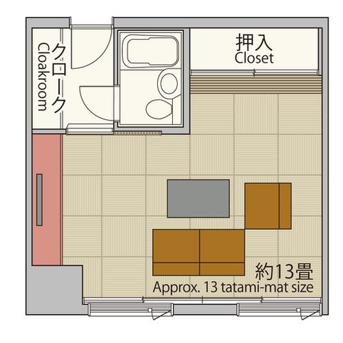【スーペリア35平米】最大5名様までお使いいただける広々とした客室で贅沢に過ごそう