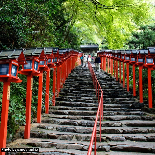 貴船神社 Photo by sanographix