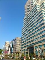 ≪近隣ギャラリー≫茅場町タワー