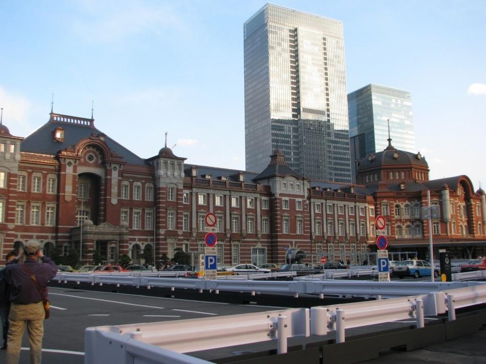 【周辺】東京駅