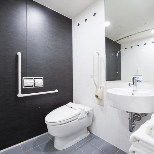 【バスルーム】クラシックコーナーツイン バスルーム