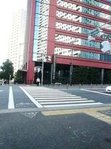 ⑥JR田町駅東口→ホテルまでの道のり
