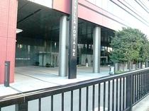 ⑦JR田町駅東口→ホテルまでの道のり