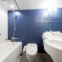 【バスルーム】スーペリアツインルーム バスルーム