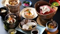 ■【秋グルメ】飛騨牛すき焼きと松茸たっぷり≪極上コース≫
