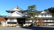 ◆岩村山荘 外観