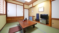◇【和室6畳】こじんまりとしたお部屋