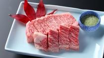 ■【飛騨牛】A5等級の地産ブランド牛◇飛騨牛。ジュワ~と脂がとろけます。※写真は1人前150g。