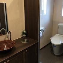 2018年改装。館内全て、洗浄機付きトイレになりました!