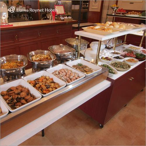 レストラン 2F AQUILA VOLANS 朝食ビュッフェイメージ