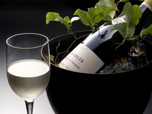 ワインのルームサービス