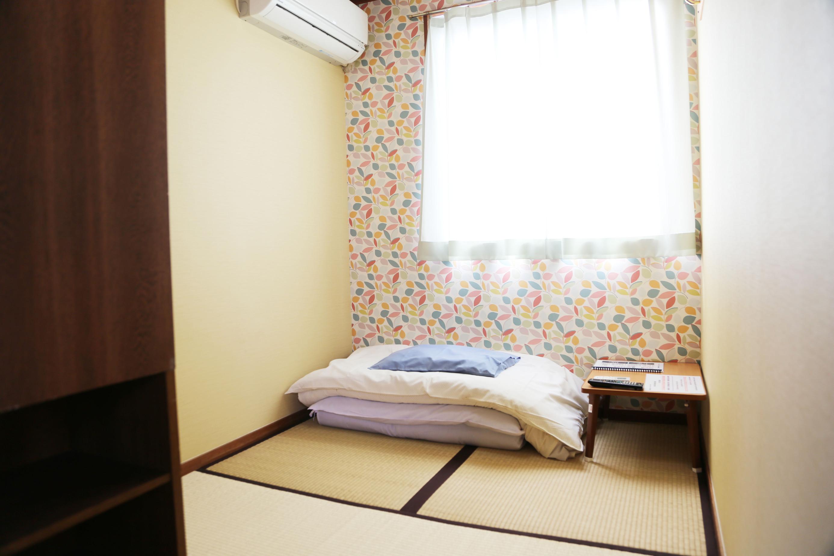 女性専用の和室1
