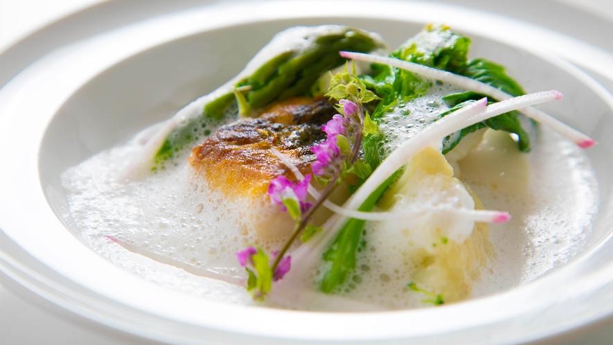 【ご夕食】料理一例