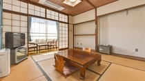 *別館和室8畳/落ち着きのある純和風の客室です。