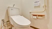 *洋室ツイン/ウォシュレットタイプのトイレを完備しております。
