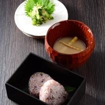 上州おばんざい 食事(一例)