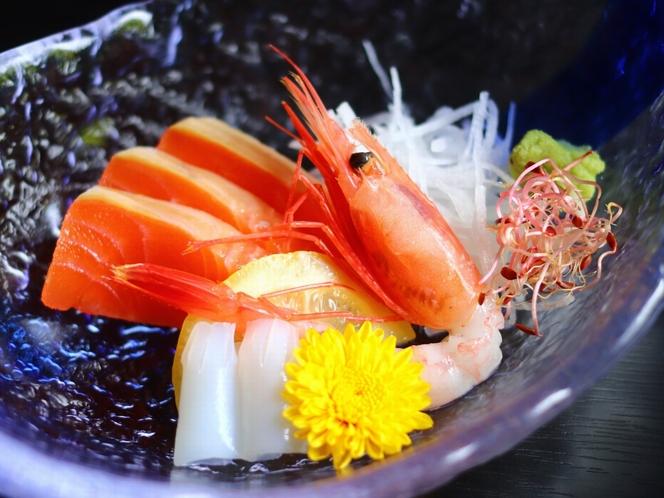 【夕食】スタンダードプラン/お刺身