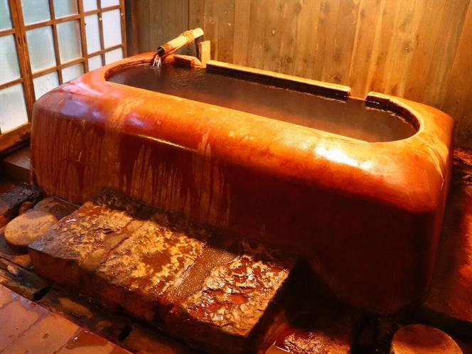 【家族風呂】窯風呂