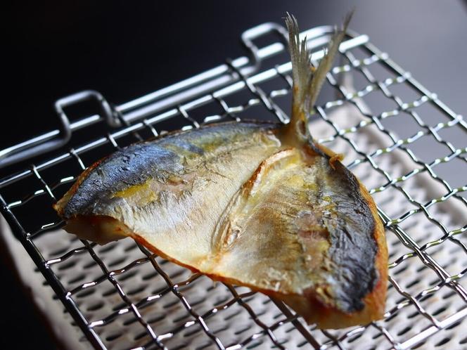 【朝食】焼き魚/一例