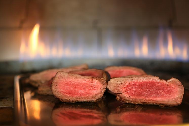 マルシェラン_石牛フィレ肉の石窯ロースト