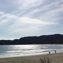 弓ヶ浜の風景