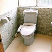 お部屋のトイレ