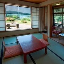 【一般和室8畳】落ち着いた和室のお部屋です