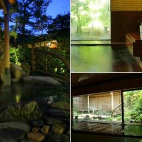 【姉妹宿】文珠荘のお風呂もご利用できます