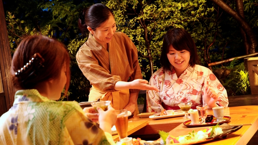彩り、鮮やかな丹後の食をお愉しみ下さい。