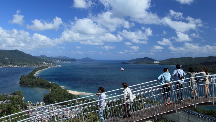 日本三景「天橋立」ビューランド
