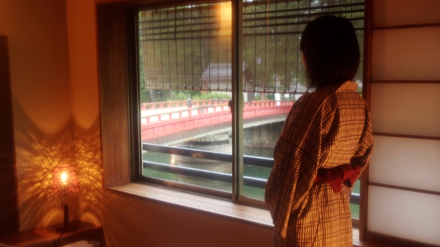 天橋立回旋橋を眺めながらゆったりとした時を。。
