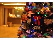 フロント前クリスマスツリー