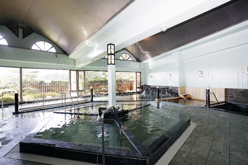 ラ・フランス温泉館 和風大浴場
