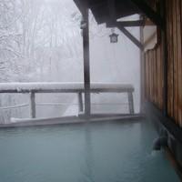 【貸切露天風呂あります!】露天風呂入浴♪ 温泉満足日帰りプラン