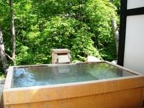無料開放中の貸切露天風呂『弁財天』