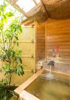 檜の露天風呂付き和室10畳