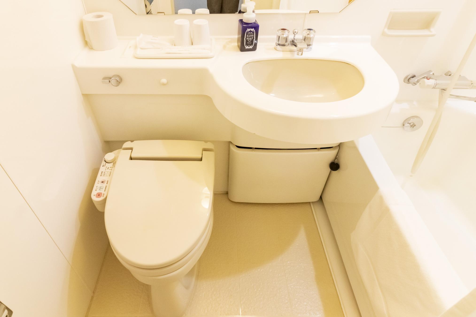 バスルーム【スタンダードルーム】