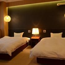 【洋室27平米】ベッドルーム