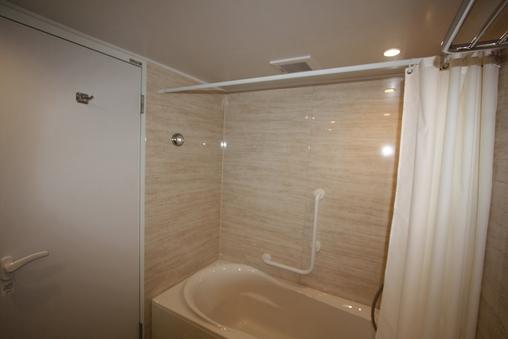 風呂付和室(温泉)