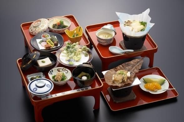 お寺でお昼御飯【料理グレードアップ】