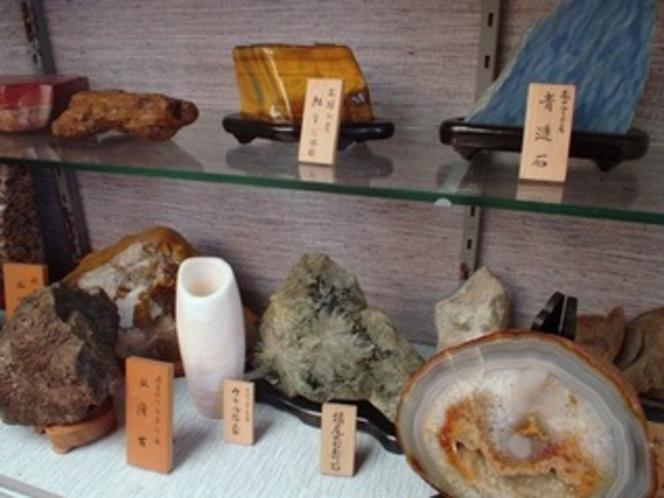 石のコレクション