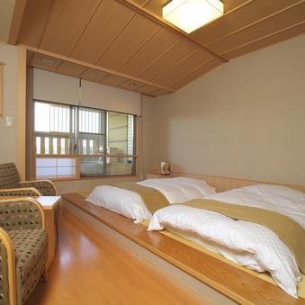 ◆温泉露天風呂付 洋室(ツイン)