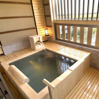 ◆温泉露天風呂付 和室