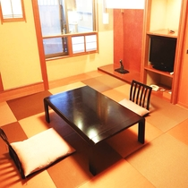 【新和室】露天風呂付き客室
