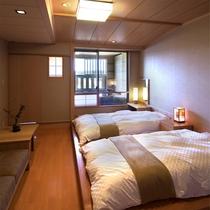 【和モダン洋室】露天風呂付き客室