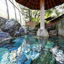 大浴場【太陽殿】の露天風呂