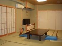 バス・洗浄トイレ付16畳和室