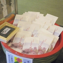 *こうふく味噌:細かく刻んだ奈良漬に金山寺味噌をあわせています