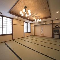 宴会もできる広い和室