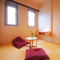 【琉球畳の和室◇禁煙】